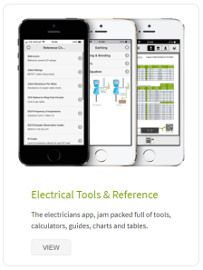 Electrical Tools Charts