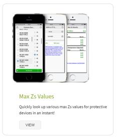 Max Zs Values